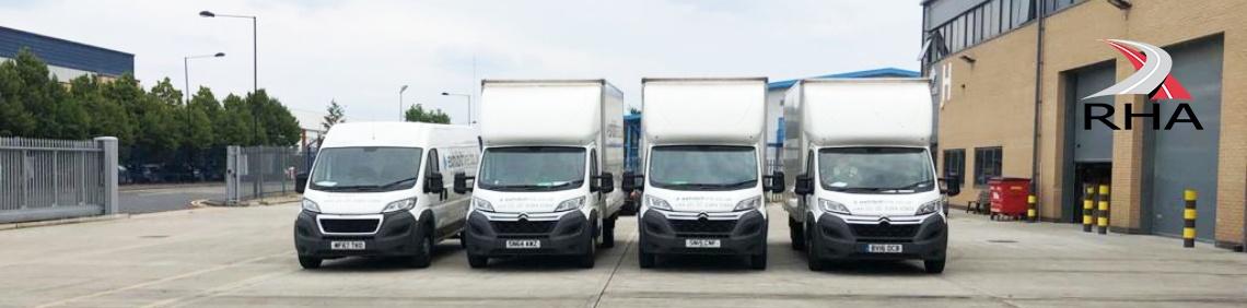 Our Transport Fleet - Member of RHA