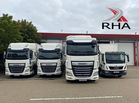 Millmoll Limited - Member of Road Haulage Association RHA