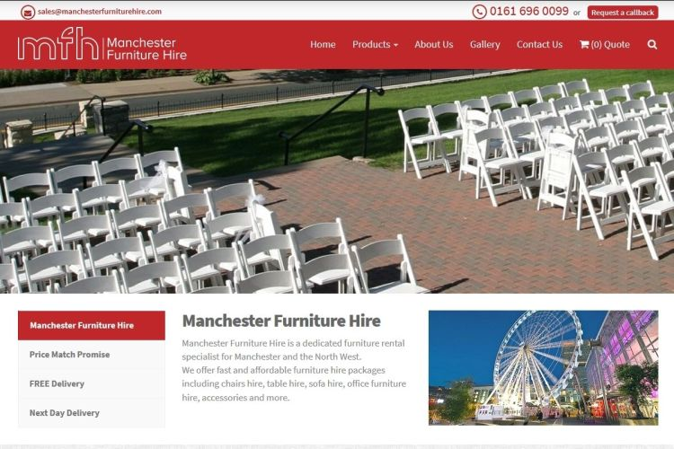 Manchester Furniture Hire